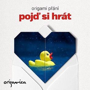 Origami přání - Pojď si hrát