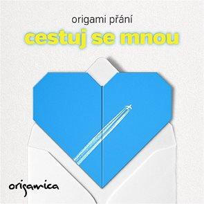 Origami přání - Cestuj se mnou
