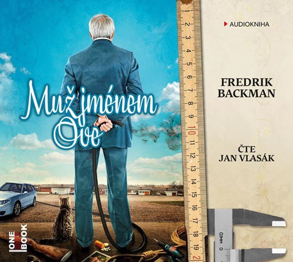 CD Muž jménem Ove - Backman Fredrik - 13x14, Sleva 15%
