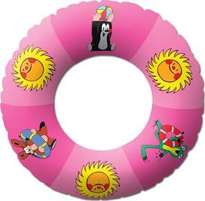 Kruh růžový 51 cm Krtek