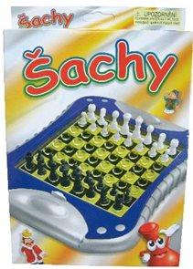 Šachy - cestovní hra