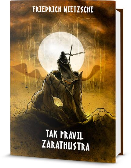 Tak pravil Zarathustra - Nietzsche Friedrich - 14x21