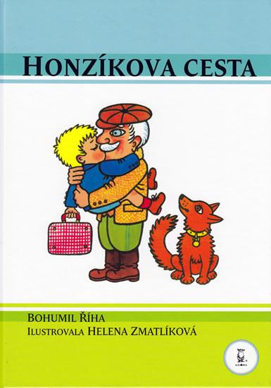 Honzíkova cesta - Bohumil Říha - 18x24