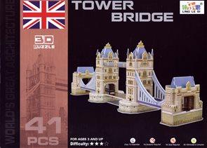 Puzzle 3D - Tower Bridge