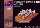 Puzzle 3D - Opera v Sydney