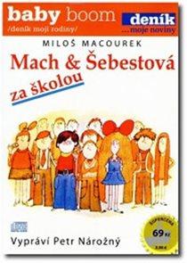 CD Mach a Šebestová za školou