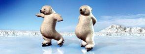 Záložka Úžaska - Lední medvědi