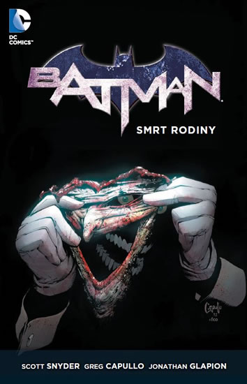 Batman - Smrt rodiny - Greg Capullo, Scott Snyder