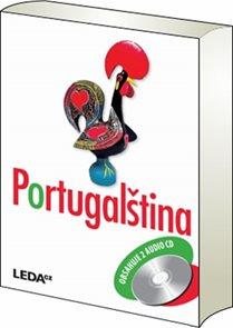 Portugalština + 2CD