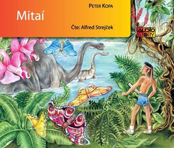 CD Mitaí - Kopa Peter - 13x14