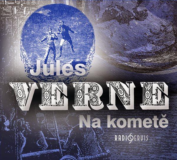 CD Na kometě - Verne Jules - 13x14