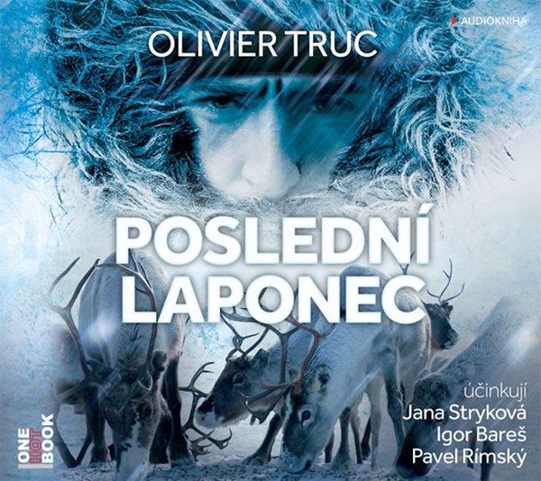 CD Poslední Laponec - Truc Olivier - 13x14
