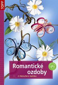 TOPP - Romantické ozdoby z proužků papíru