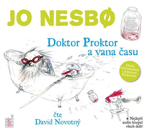 CD Doktor Proktor a vana času - Nesbo Jo - 13x14
