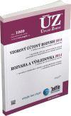 ÚZ 1009 / Vzorový účtový rozvrh 2014, Rozvaha a výsledovka 2014