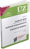 ÚZ 1011 / Daňový řád, Daňové poradenství, Finanční správa 2014