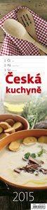 Helma Nástěnný kalendář měsíční 11x48 cm - Česká kuchyně