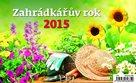 Helma Stolní kalendář týdenní 22,6x13,9 cm - Zahrádkářův rok