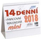 Čtrnáctidenní kalendář MINI - 2017