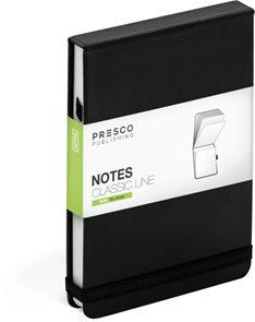 Notes reportérský linkovaný - CLASSIC LINE