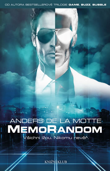 MemoRandom: MemoRandom - de la Motte Anders - 13x22 cm