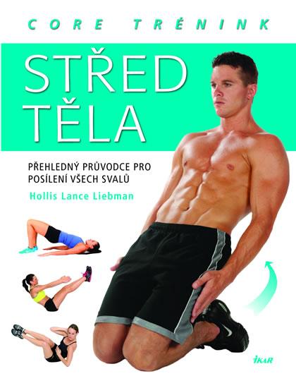 Střed těla – core trénink - Liebman Hollis Lance - 20x26 cm, Sleva 13%