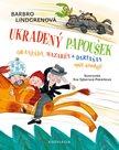 Oranžáda, Mazarén a Dartaňan 2: Ukradený papoušek - Oranžáda, Mazarén a Dartaňan opět úřadují