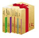 Vánoční komplet Danielle Steel (Přátelé navždy, Zrada, Milovat znovu, Narozeniny, Hotel Vendôme)