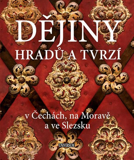Dějiny hradů a tvrzí v Čechách, na Moravě a ve Slezsku - Soukup Vladimír, David Petr