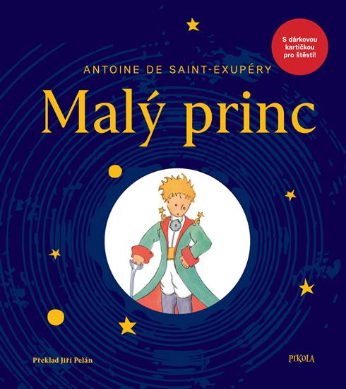 Malý princ – luxusní vydání - de Saint-Exupéry Antoine