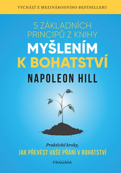 5 základních principů z knihy Myšlením k bohatství - Hill Napoleon