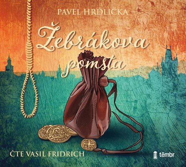 Žebrákova pomsta - audioknihovna - Hrdlička Pavel