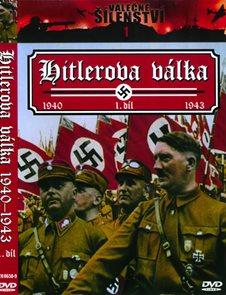 DVD Hitlerova válka