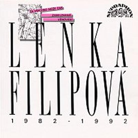 Lenka Filipová 1982 - 92 - CD - Filipová Lenka