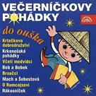 CD Večerníčkovy pohádky do ouška