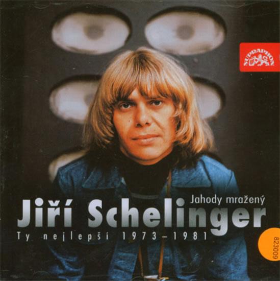 Jahody mražený - CD - Schelinger Jiří