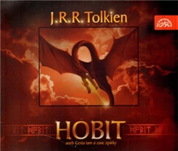 Hobit, aneb Cesta tam a zase zpátky - 3CD - Tolkien J.R.R.