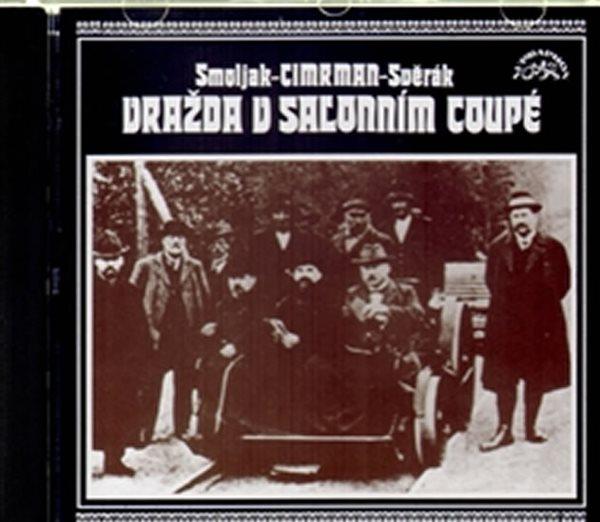 Divadlo J.C. - Vražda v salónním coupé - Cimrman Jára