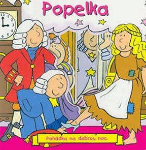 Popelka / leporelo - Pohádka na dobrou noc
