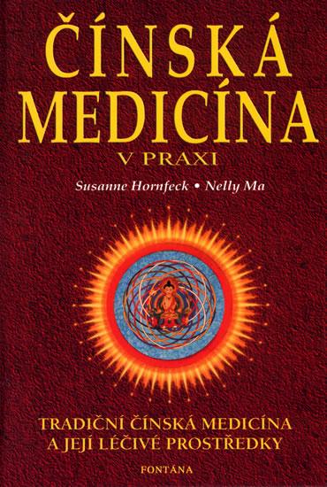 Čínská medicína v praxi - Tradiční čínská medicína a její léčivé prostředky - Hornfeck Susanne