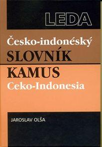 Česko-indonéský slovník / Kamus Ceko-Indonesia