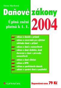 Daňové zákony - ÚZ platná k 1.1.2004