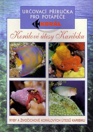 Korálové útesy v karibiku - Určovací příručka pro potapěče - Ryby a živočichové korálových útesů Kar - neuveden