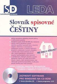 Slovník spisovné češtiny (CD-ROM)