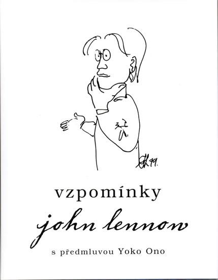 Vzpomínky - John Lennon - Yoko Ono