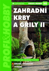 Zahradní krby a grily II - 2.vydání