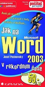 Jak na Word 2003