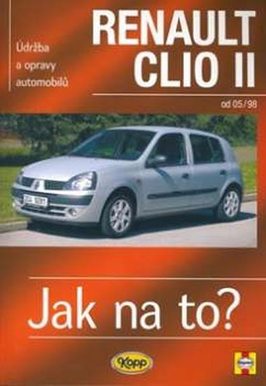 Renault Clio II od 05/98 - Jak na to? - 87. - Legg,Gill