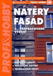 Nátěry fasád - 2. přep.vydání