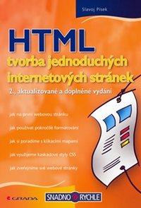 HTML – tvorba jednoduchých internetových stránek